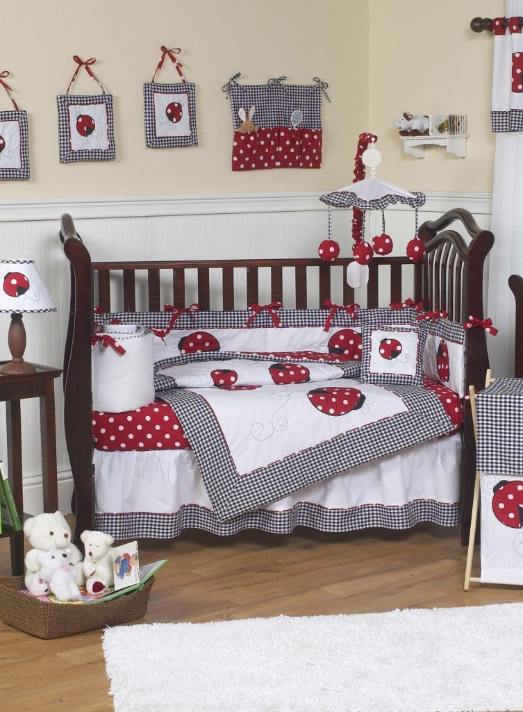 Pin By Baby S Own Room Baby Bedding On Girls Crib Bedding