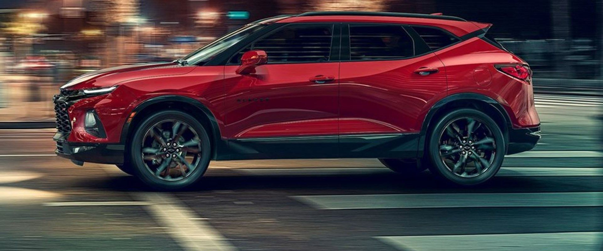 The 2019 Chevrolet Blazer Is Back And It Looks Like A Camaro Suv
