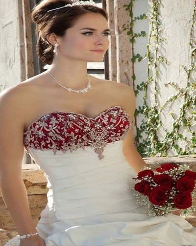 Best Spring-Wedding-Dress-2015