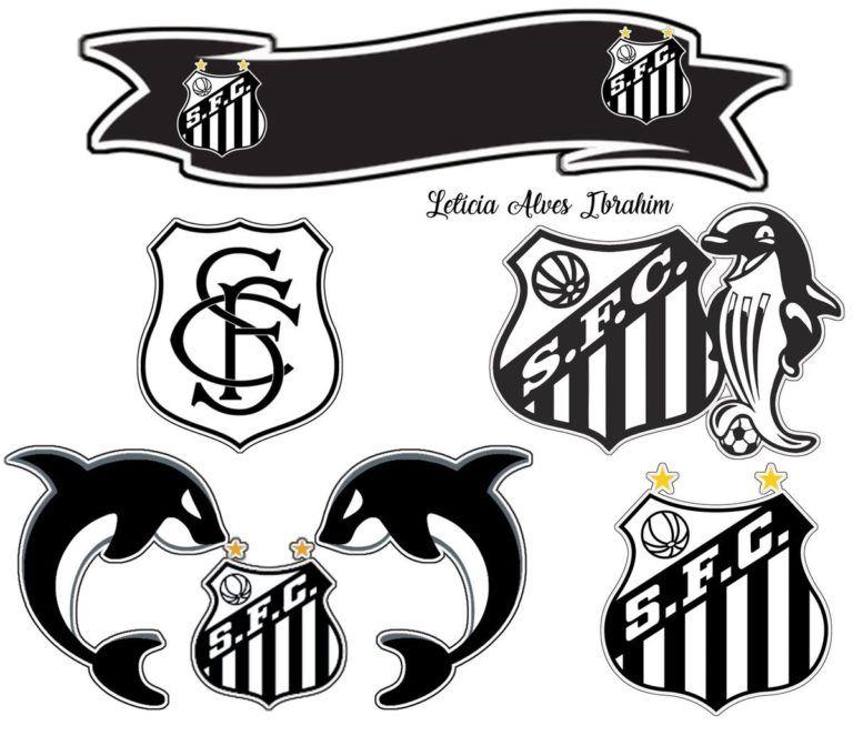 Topo De Bolo Futebol Baixar Editar E Imprimir Com Imagens