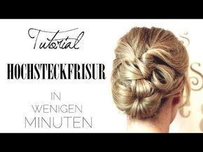 Leichte Hochsteckfrisur Fur Mittel Lange Haare Maybeperfect Youtube Frisur Hochgesteckt Hochsteckfrisuren Mittellang Hochsteckfrisur