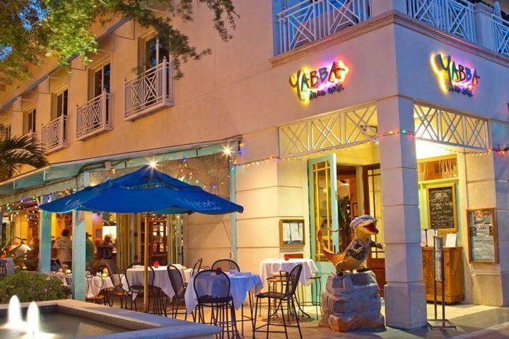 Yabba Restaurant On 5th Avenue Scott Pearson Naples Fl Gulf