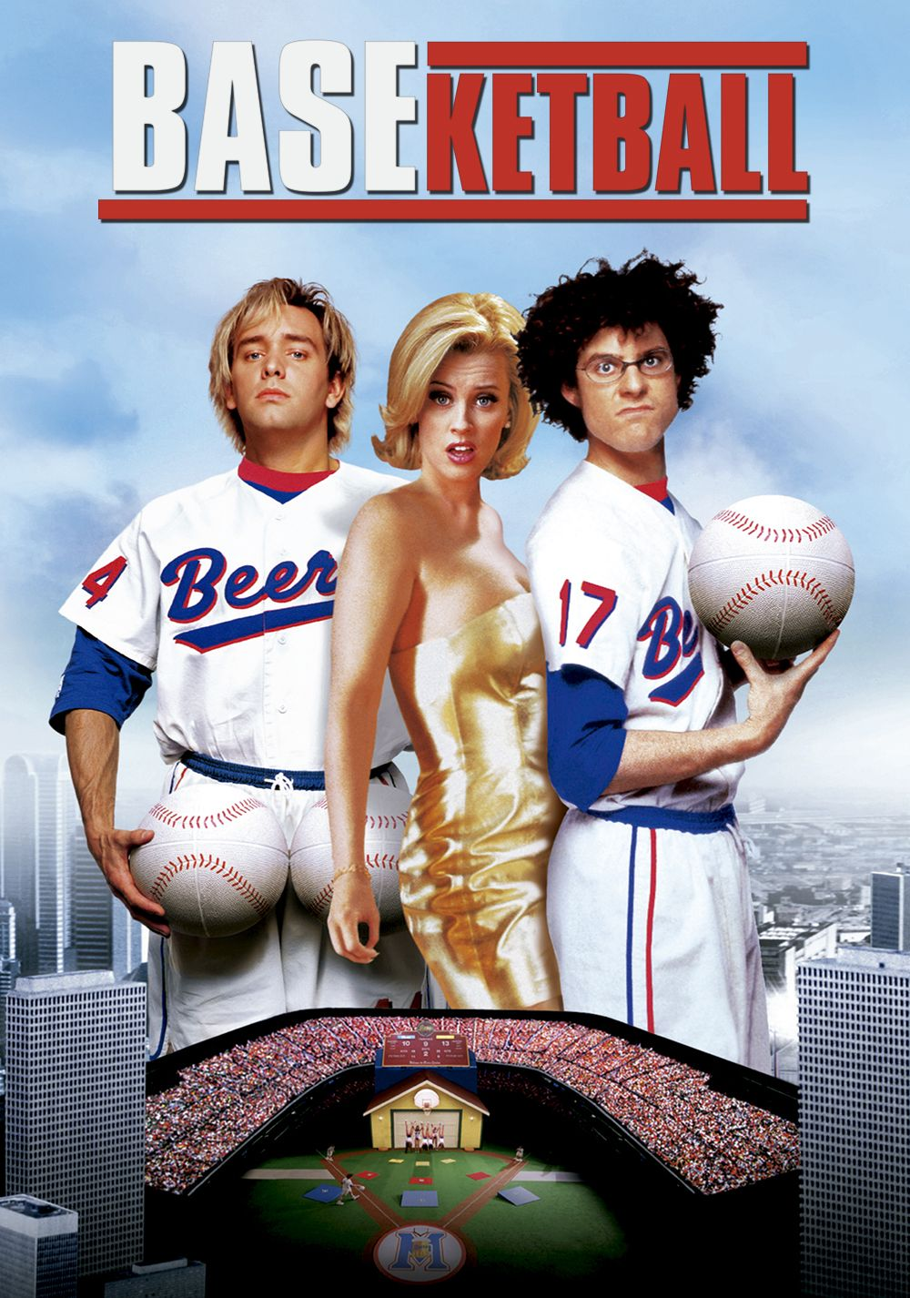 "Baseketball (1998)... ""You know, Reemer, someday I'm going"