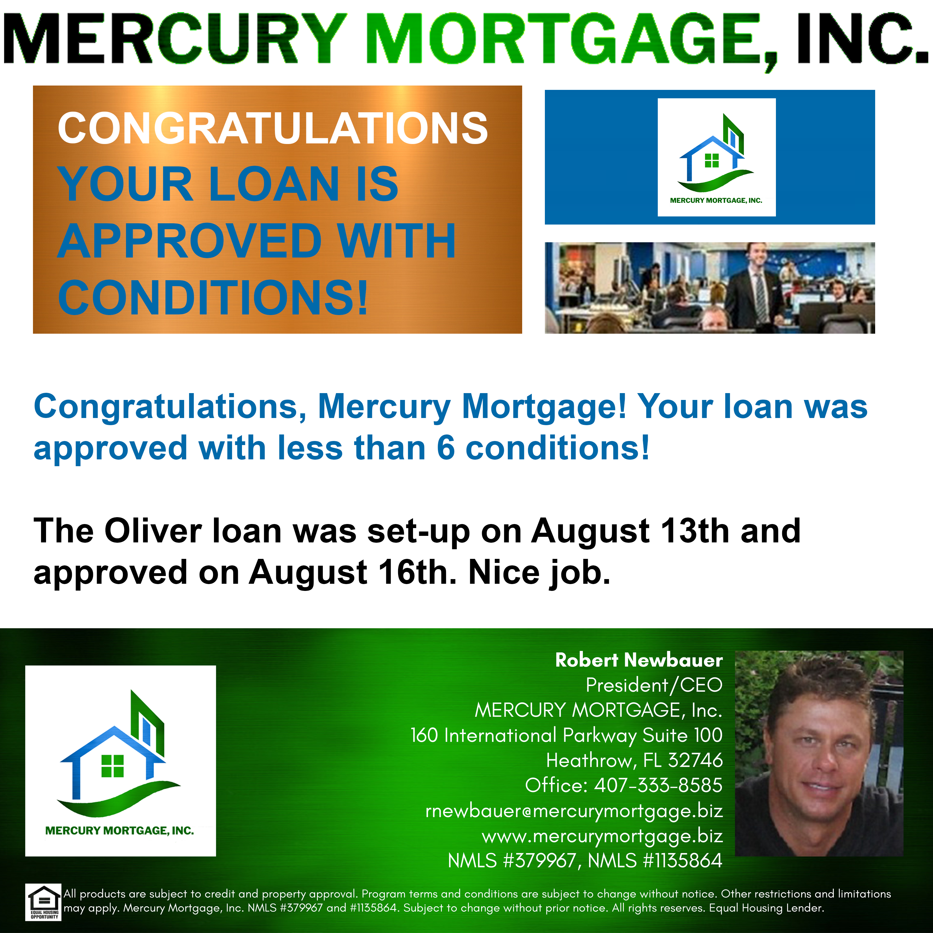 Oliver Loan With Approved Contions Call Message Or Email Me With Any Loan Scenarios Credit Issues Et South Florida Real Estate Mortgage Florida Real Estate