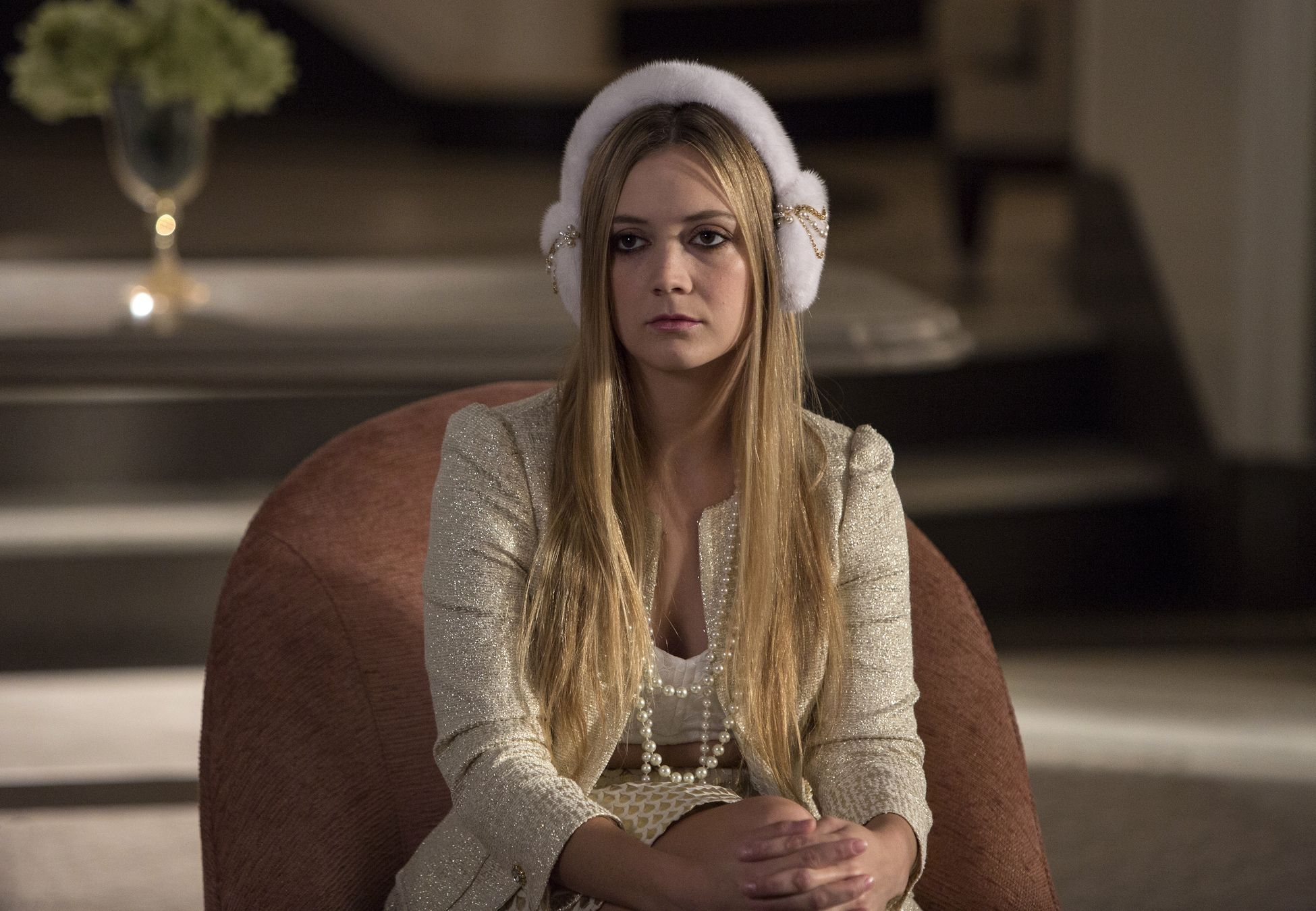 What Secrets Could 3 Be Hiding Scream Queens Billie Lourd