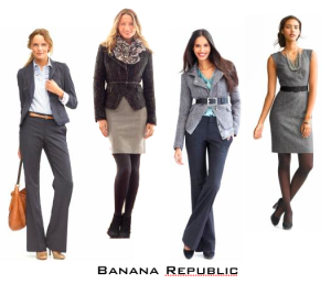 Formal Business Casual for Women