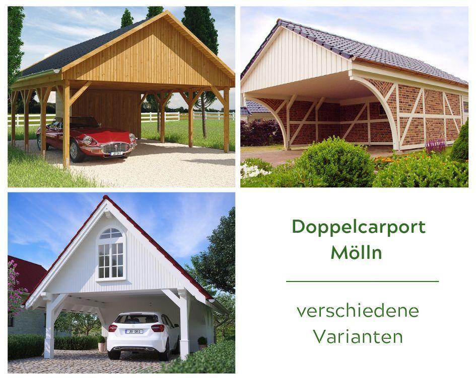 Carport Molln Doppelcarport Carport Carport Satteldach