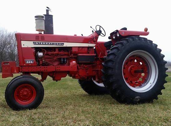 International Harvester Farmall Farmall 560 Diesel | IH ...