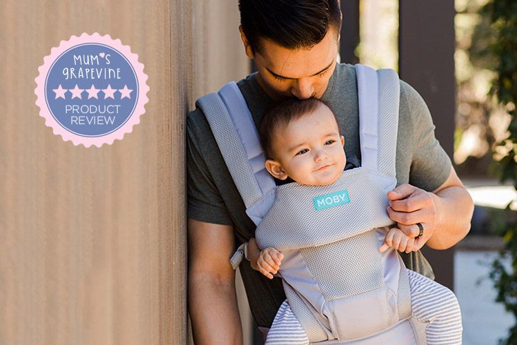 Review Moby Move All Position Baby Carrier Baby Wrap Carrier Baby Carrier Reviews Baby Carrier