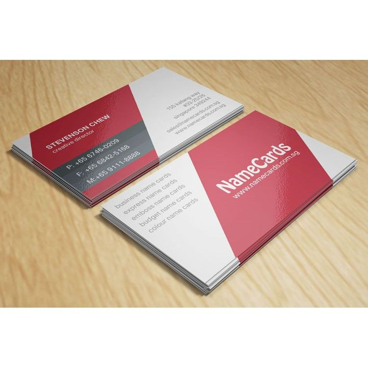 Express Name Cards 2 Colour Pms Offset Printing Urgent Name Card Printing Name Card Printing Name Cards Embossed Cards