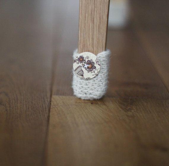 Chair Socks Chair Legs Covers Floor Protector Furniture Socks Crochet Chair Socks Christmas Decor Chair Socks Chair Leg Covers Furniture Socks