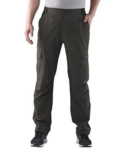 Unitop Mens Winter Warmth Hiking Pants Water-Resistant Ski Snow Pants