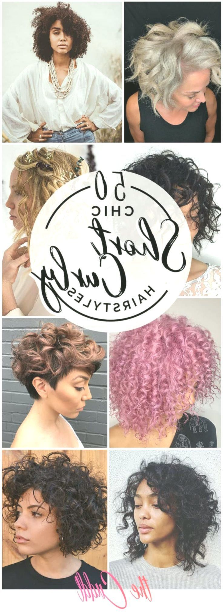 Popular Pins Haar Styling Locken Tipps Kurzes Lockiges Haar