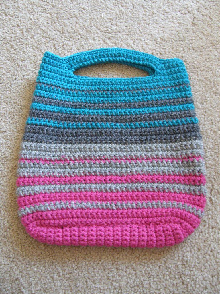 Fail bag | crochet | Pinterest