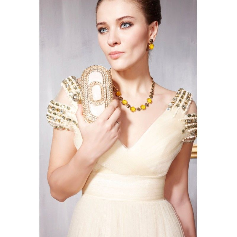 Affordable Formal Dresses For Women Cheap Vintage Gold Women