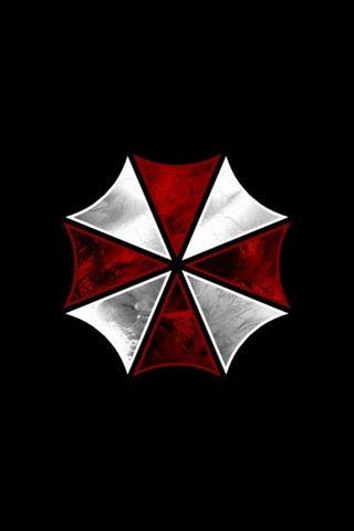 Umbrella Logo Android Wallpapers Hd Seni Wallpaper Iphone Pahlawan Super