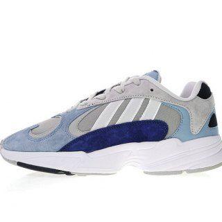 d3a632aab13 Adidas Originals YUNG-1 YEEZY700 Ocean fog blue ash F97635 Mens Womens  Winter Running Shoes