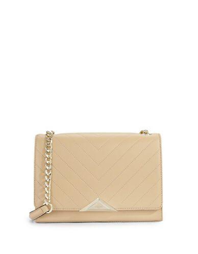 Handbags | Handbags | Gigi Pebbled Leather Shoulder Bag | Hudson's Bay