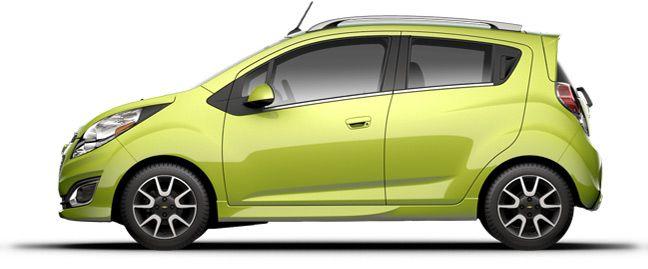 My Spark! Isn't it too Cute? Car chevrolet, Hatchback