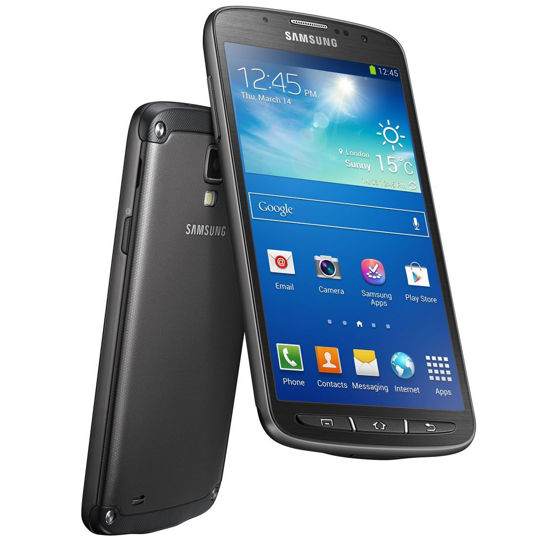 separation shoes 9ea5f ea464 The Galaxy S4 Active: A Rugged, Waterproof Phone Built For Adventure ...