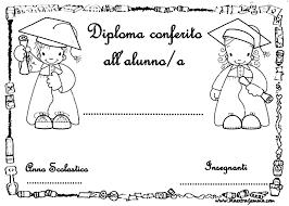 Risultati Immagini Per Diplomi Per Bambini Scuola Dellinfanzia