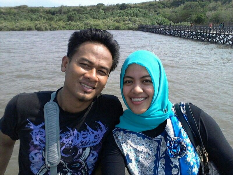 he is my hubby. i love so much. .