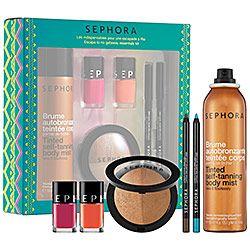 Sephora: SEPHORA COLLECTION : Escape To Rio Getaway Essentials Kit : makeup-value-sets