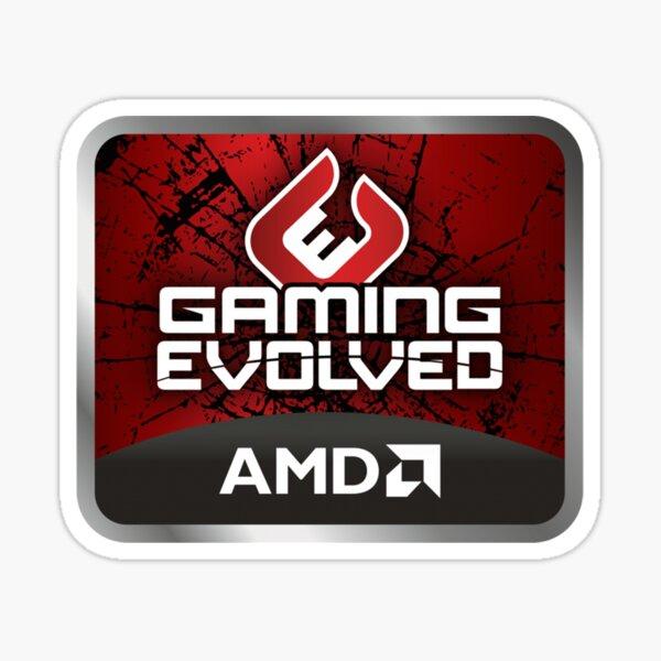 Graphics Cards Video Adapters Amd Radeon Logo Design Sticker By Topsstore Graphic Card Logo Design Sticker Design