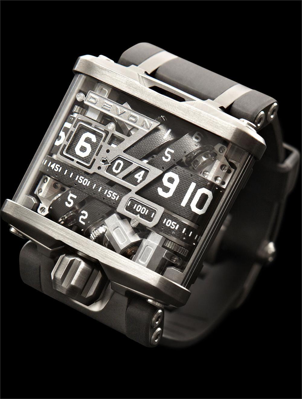 Devon Tread 1 Silodrome Cool Watches Watches Unique Devon Watch