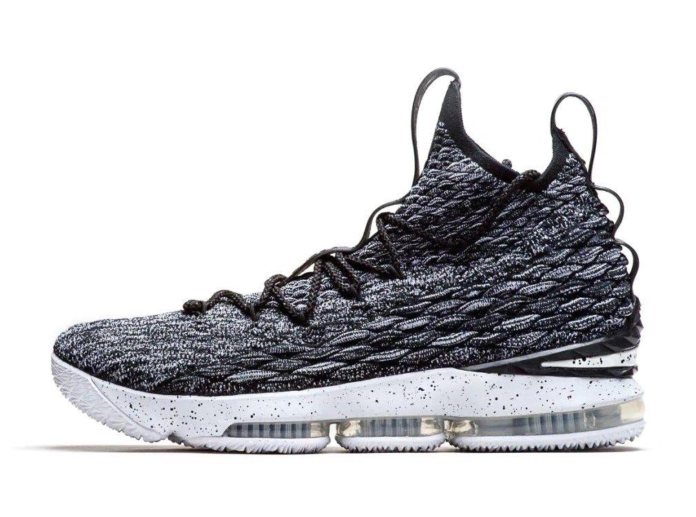 59ecff422309 Nike LeBron James 15 Ashes Flyknit Men s Basketball Shoes