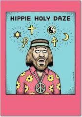 Hippie Holy daze