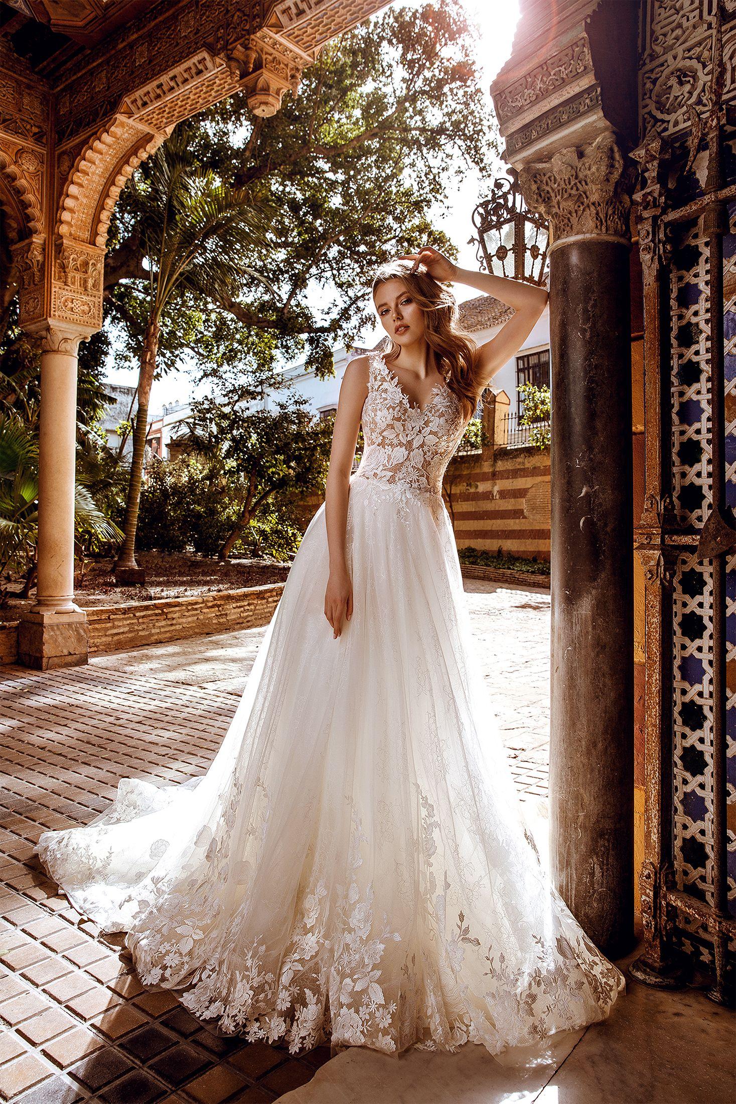 Vestidos de novia 2019 #bodas #weddings #bodasnet #bride #bridelook ...
