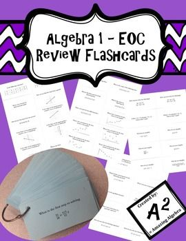 Algebra 1 EOC Review Flashcards  MAFS and FSA Everything you want your  students Algebra 1 EOC Review Flashcards  MAFS and FSA    Algebra  Students  . Al Lighting Al5250. Home Design Ideas