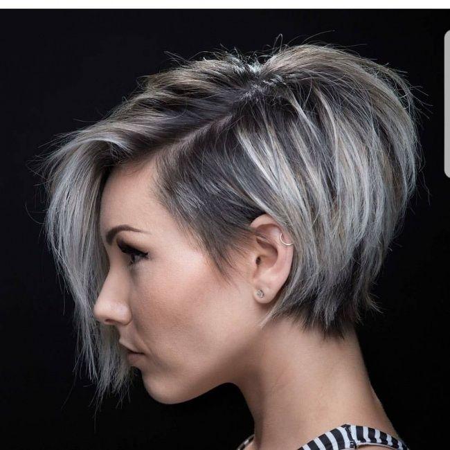 model kort haar