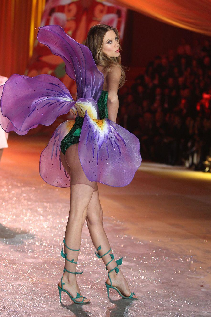 Victoria\'s Secret Fashion Show 2012 | Flowers | Pinterest ...