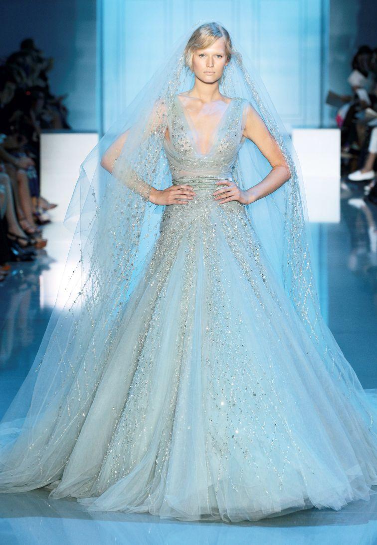 Elie Saab Haute Couture A/W 2011-2012 Show   HAUTE COUTURE ARCHIVE ...