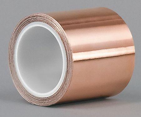 3m 1194 6 09 Foil Tape 1 4 In X 6 Yd Copper In 2020 Foil Tape Copper Foil Tape Copper Foil