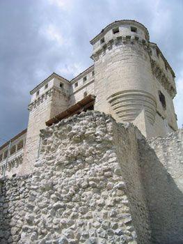 Castillo de Cuéllar, España