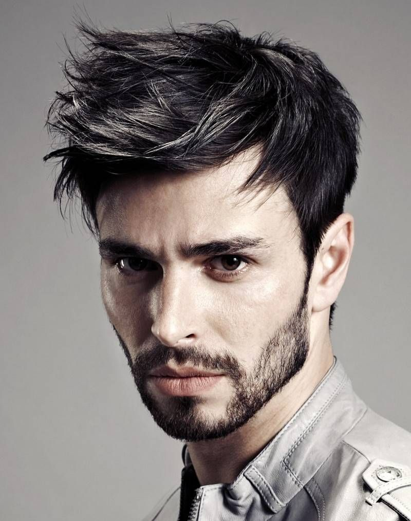 Best Messy Look Hairstyle | New Style | Hipster haircuts for men ...