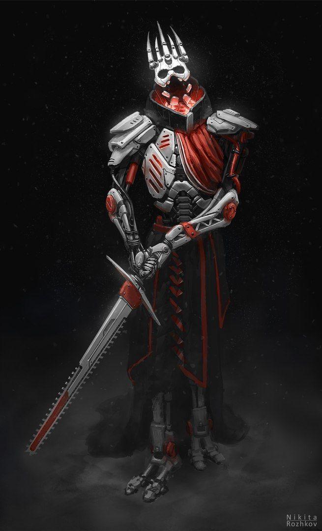Speedpaint Ninja Assassin by benedickbana.deviantart.com