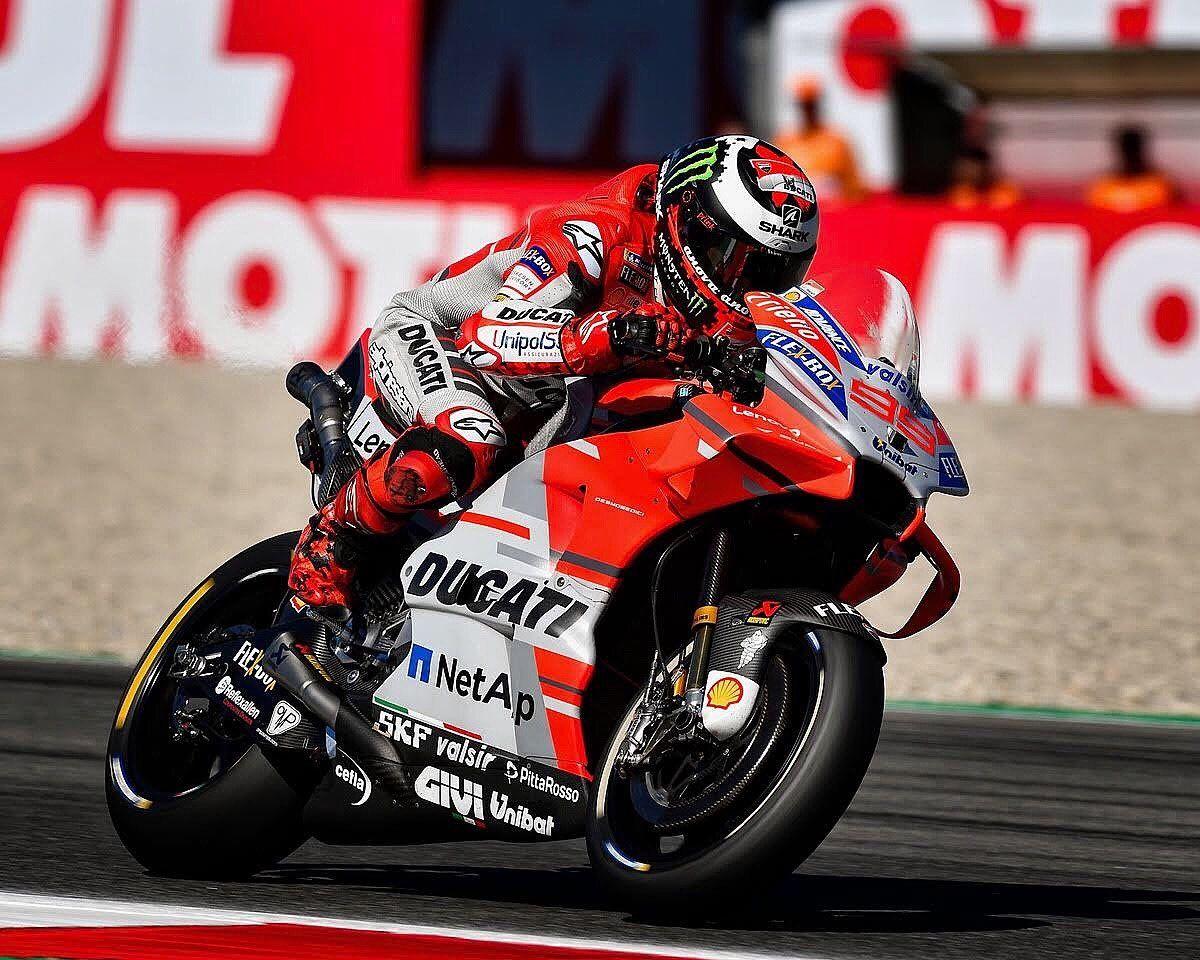 Jorge Lorenzo (@lorenzo99)   Twitter   Lisa   Ducati, Sport