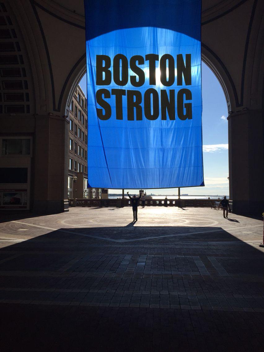 Boston Harbor Hotel 2017 Marathon