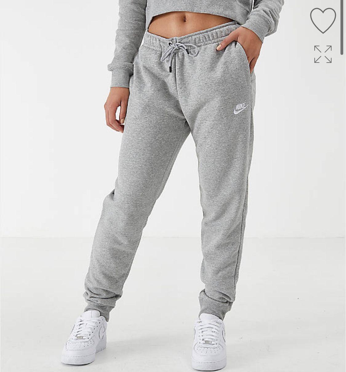 Pin by Miasanadah on birthday | Nike women sweatpants, Grey ...