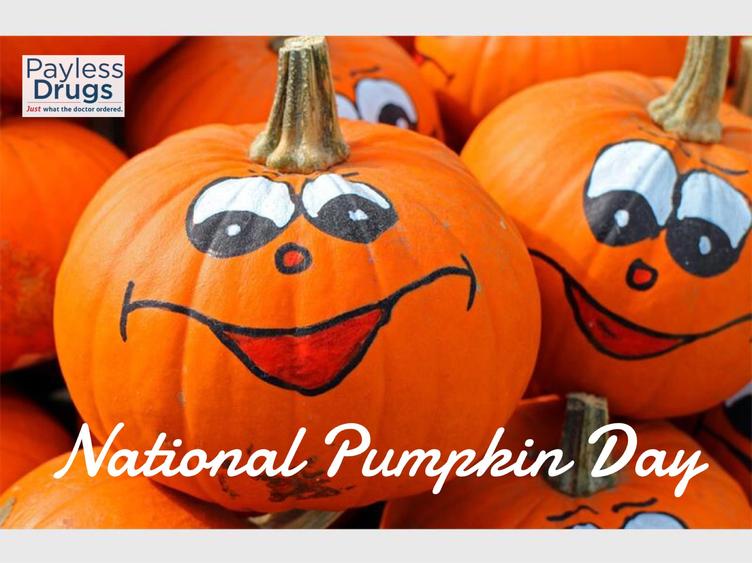 Today Is National Pumpkin Day Share A Picture Of Your Pumpkins And Jack O Lanterns With Us Pumpkin Free Halloween Pumpkin Decorating