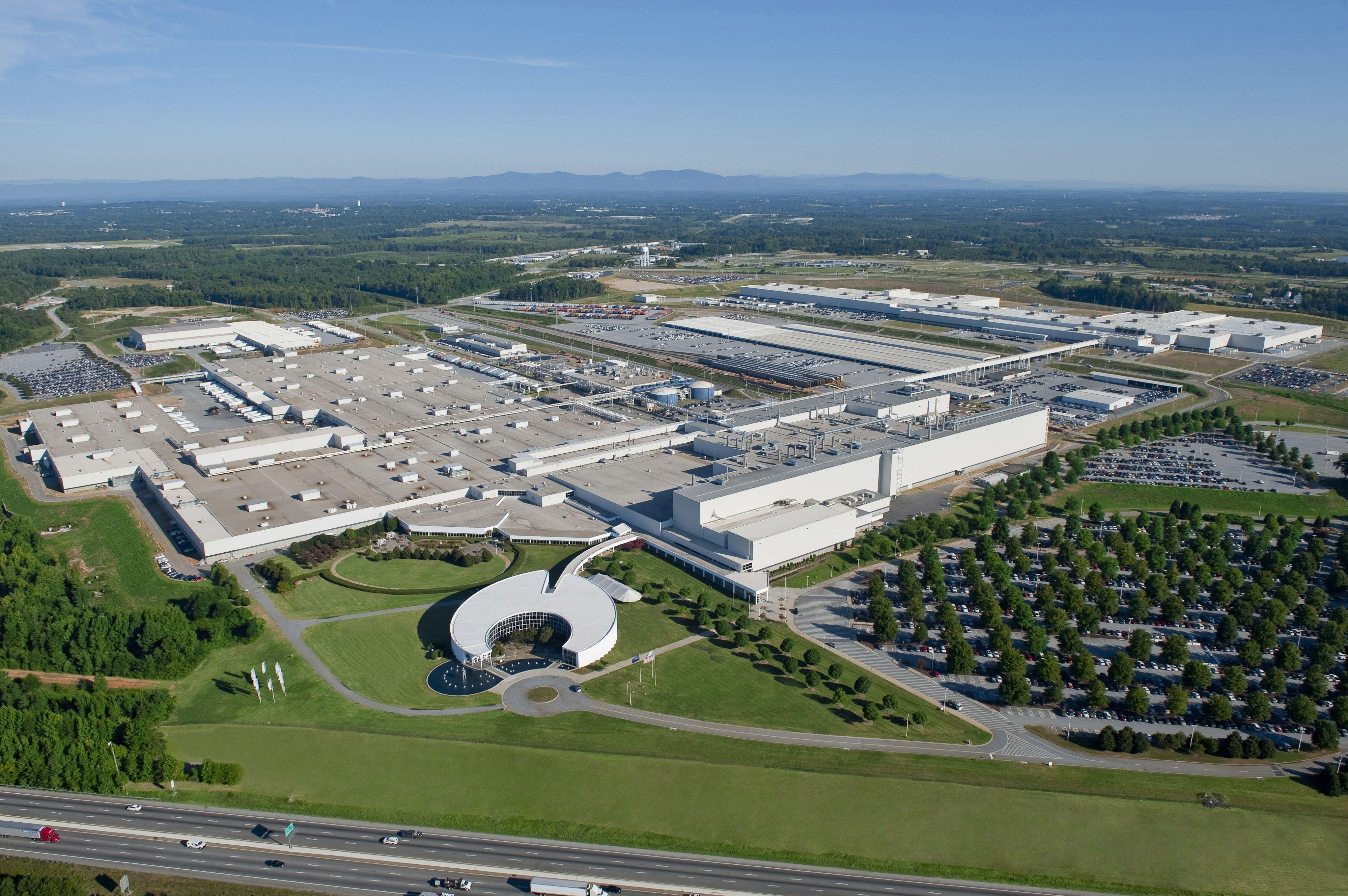 BMW Plant Spartanburg >> Bmw Celebrates Extension Of Spartanburg Sc Plant Bmw X4