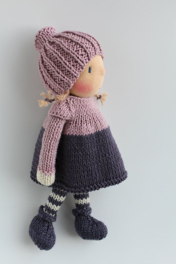 Your place to buy and sell all things handmade #knitteddolls