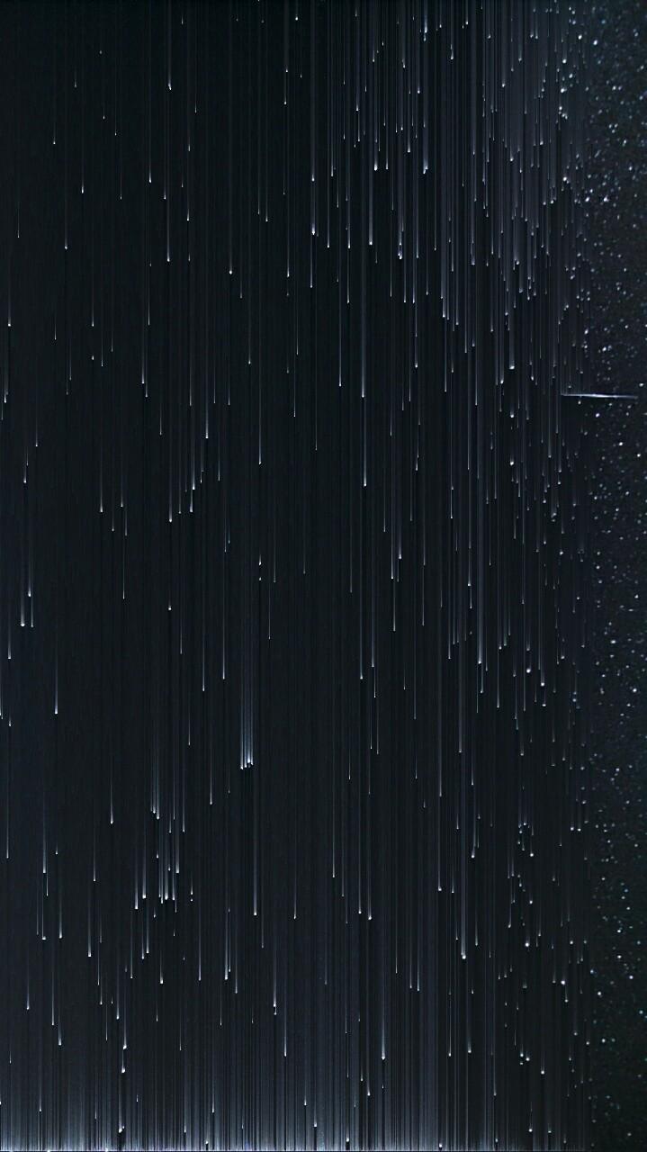 Sine Wave Signal But Unless The Stars Fall Tonight Rain Wallpapers Black Phone Wallpaper Dark Wallpaper