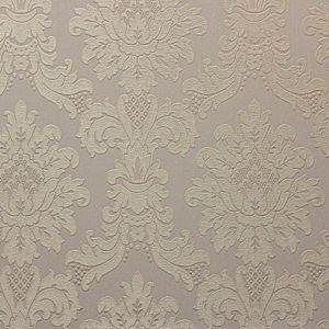 Arthouse Messina Damask Wallpaper Taupe