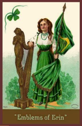 Emblems of Ireland