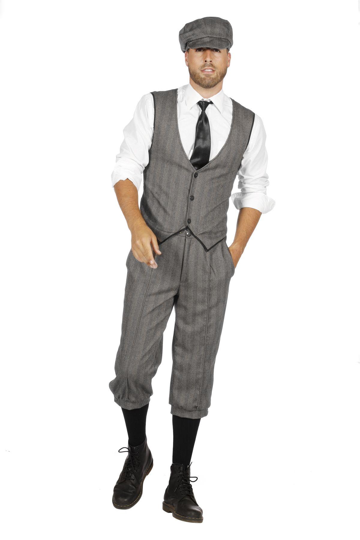 Peaky Blinders 20er Jahre Knickerbocker Anzug In 2020 Herren Kostum 20er Jahre Outfit 20er Jahre Mode